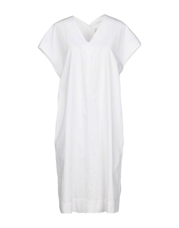MOMONÍ KNEE-LENGTH DRESSES. #momoní #cloth #