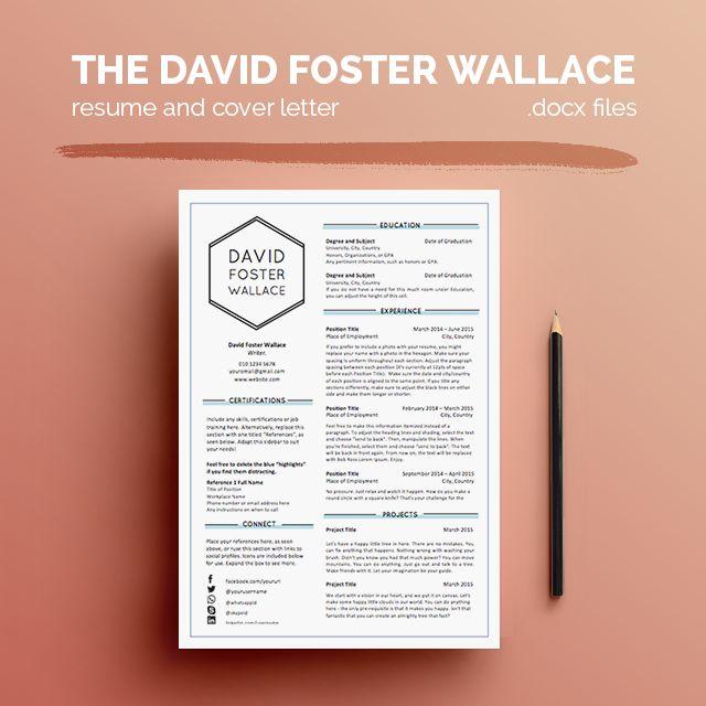 Foster Career Center Resume