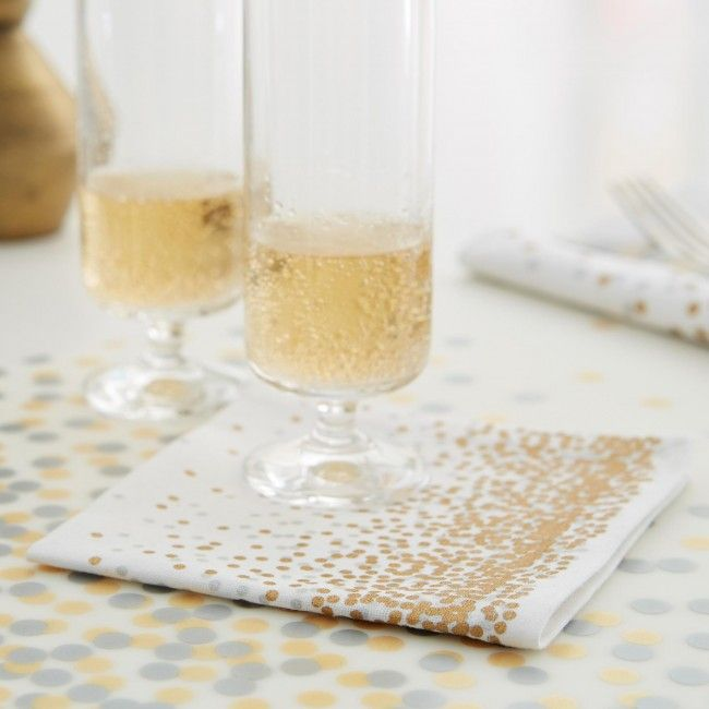 Cheer up the dinning table with these cotton Christmas Cocktail Napkins.    Whether you're looking for stocking stuffers, Secret Santa presents, festive Christmas decor or even gift cards, we have a huge selection of unique holiday stuff to make your days and nights merry and bright.