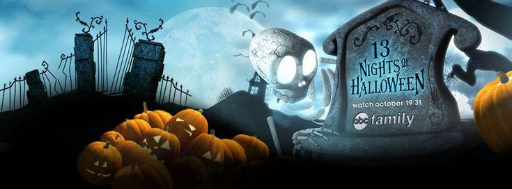 ABC Family's 13 Nights of Halloween TV Schedule!