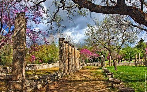 #Near #Selianitika #Achaia #Greece.Αχαία Ολυμπία