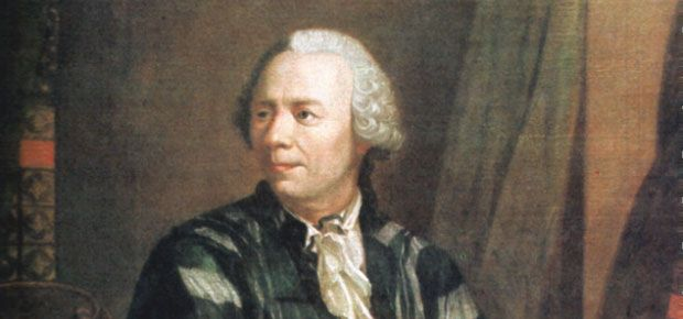 Bio of mathematician and physicist, Leonhard Euler