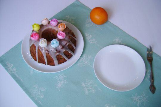 """Кекс """"Пасхальный венок"""" из творожного теста — станет украшением Вашего стола. #рецепт #cake #recipe"""