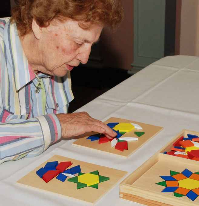 activities during therapy for older adults