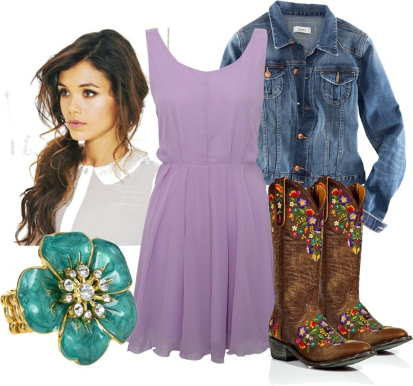 """""""Lavendar & Lilies"""" by qtpiekelso on Polyvore: Bit Country, Dreams Closet, Changing Style, Fashion Baby, Country Strong, Country Life, Dolls Dresses, Colors Lavendar, Style Dreamcloset"""