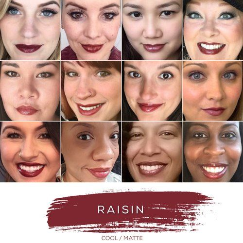 Lipsense Raisin