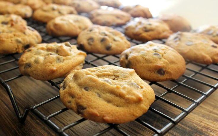 skinnymixer's Macachip Cookies