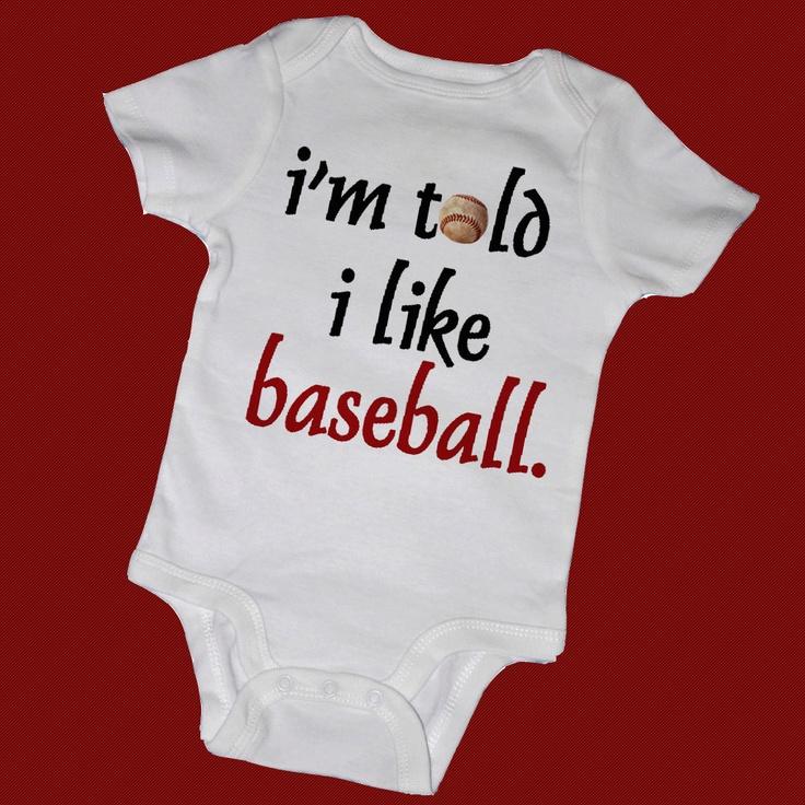 True :)Basebal Stuff, Future Children, Baby Baby, Baby Boys Shower Baseball, Baby Girls Baseball, Baby Baseball, Future Kids, Future Baby Boys Baseball, Baseball Baby Stuff