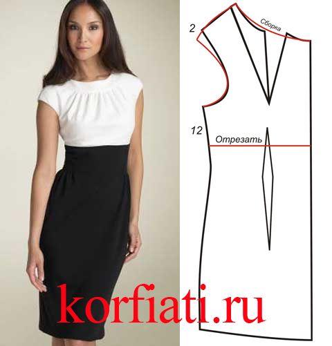 В этом платье любая девушка будет выглядеть элегантно и утонченно. Как сшить приталенное платье? Наши выкройки и пошаговые инструкции помогут смоделировать