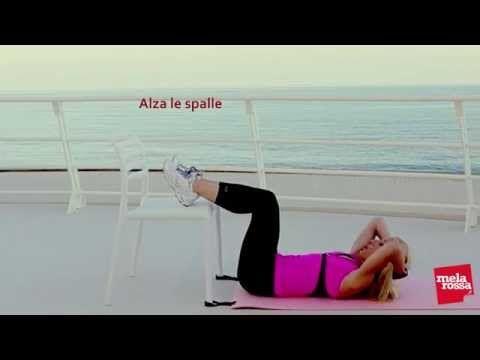 Il circuito di tonificazione di Giovanna Lecis - YouTube