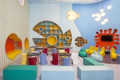 Kids club holiday inn bali kid 39 s indoor playroom for Designhotel kinder