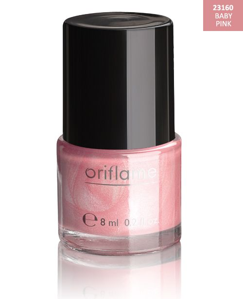 http://www.istyle99.com/Oriflame-Nail-Paint/?cid=mj04 Oriflame Pure Colour Nail Polish - Baby Pink 8ml @ 15% OFF Rs 210.00 Only FREE Shipping + Extra Discount - Online Shopping, Buy Online Shopping Online, Nail Polish,  online Sabse Sasta in India - Makeup & Nail Pants for