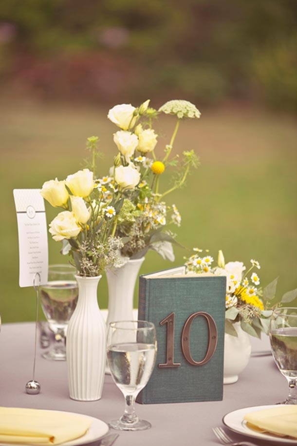 Cool Book Table Numbers