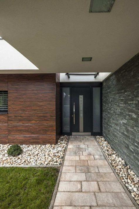 Aménager une entrée de maison moderne Inspiration - Photos De Maison Moderne