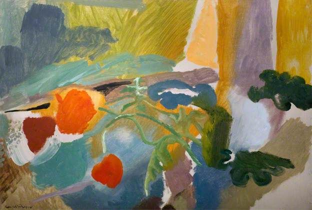 Study for a Painting, Ivon Hitchens