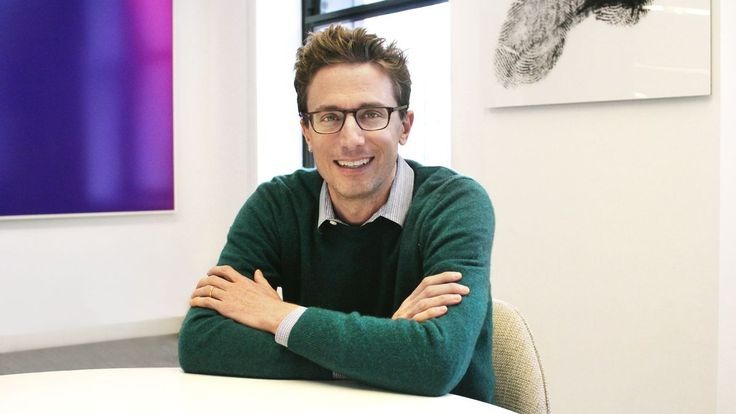 BuzzFeed CEO Jonah Peretti: 'It's not just a site, it's a whole process'