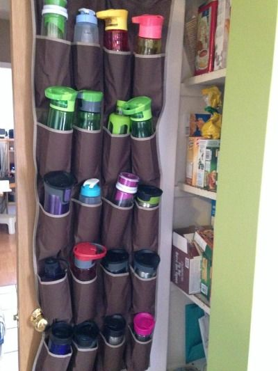 Kitchen Cabinet Organization Pantry