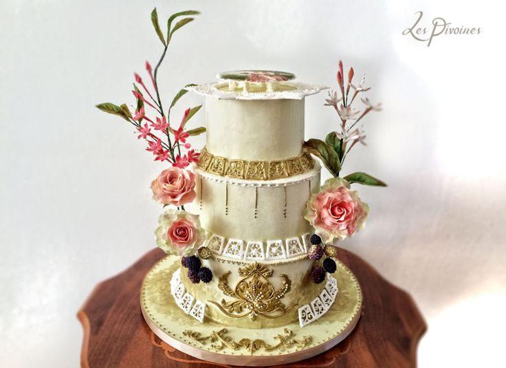 tort de nunta superb