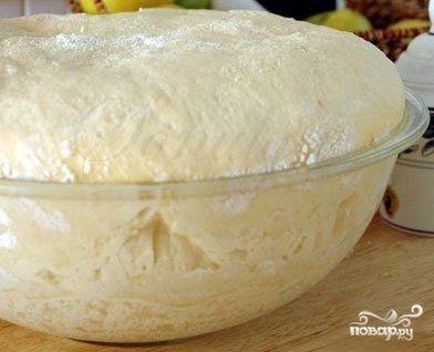 Тесто для пирога с капустой - пошаговый кулинарный рецепт с фото на Повар.ру
