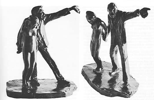 Abastenia St. Leger Eberle  White Slave  1913