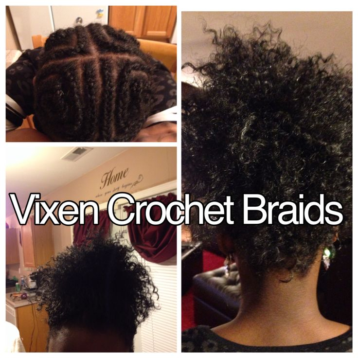 Crochet Vixen Hair Styles : ... on Pinterest Crochet Braids, Marley Hair and Protective Styles
