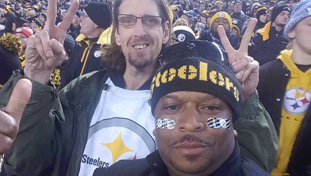 Pittsburgh Steellers Fans.