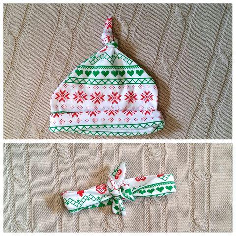 Christmas Beanie or Headband