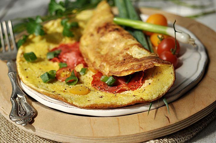 Najlepszy Omlet śniadaniowy / Omlette