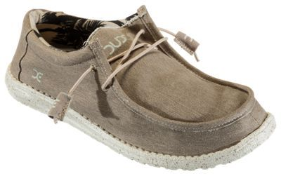 Hey Dude Wally Stretch Casual Shoes for Men - Beige - 11 M