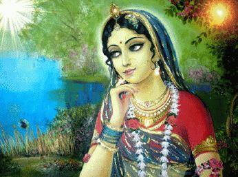 Radha IS animated