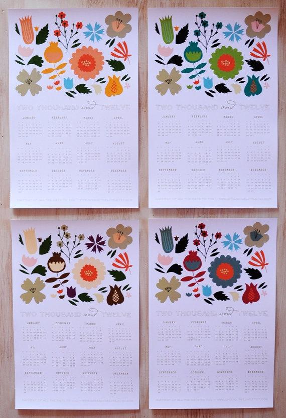 Spread the Love calendar