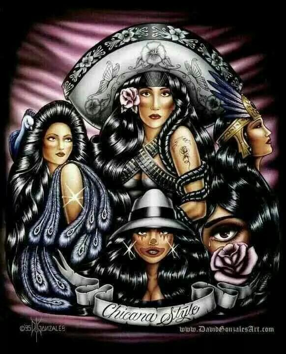 446 best images about lowrider art on pinterest chicano - Chicano pride images ...