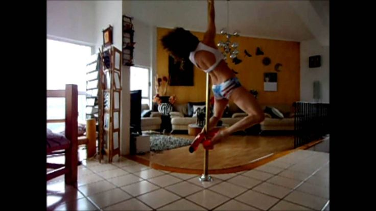 My Favorite Pole Moves (hope this time music works)