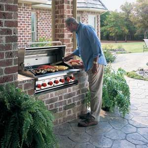 Grill Maintenance The key to great barbecue isnt your secret sauce—its a clean grill. Follow these tips for improved grill performance and better tasting barbecue.