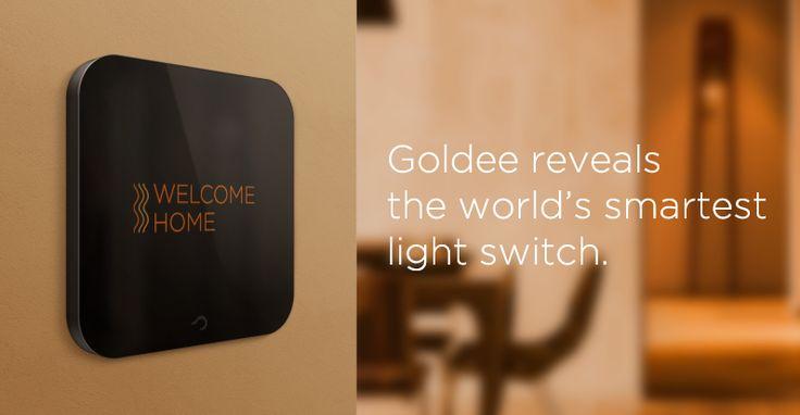 Goldee smart lighting