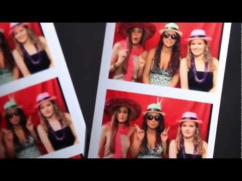 New Orleans Photo booth rental