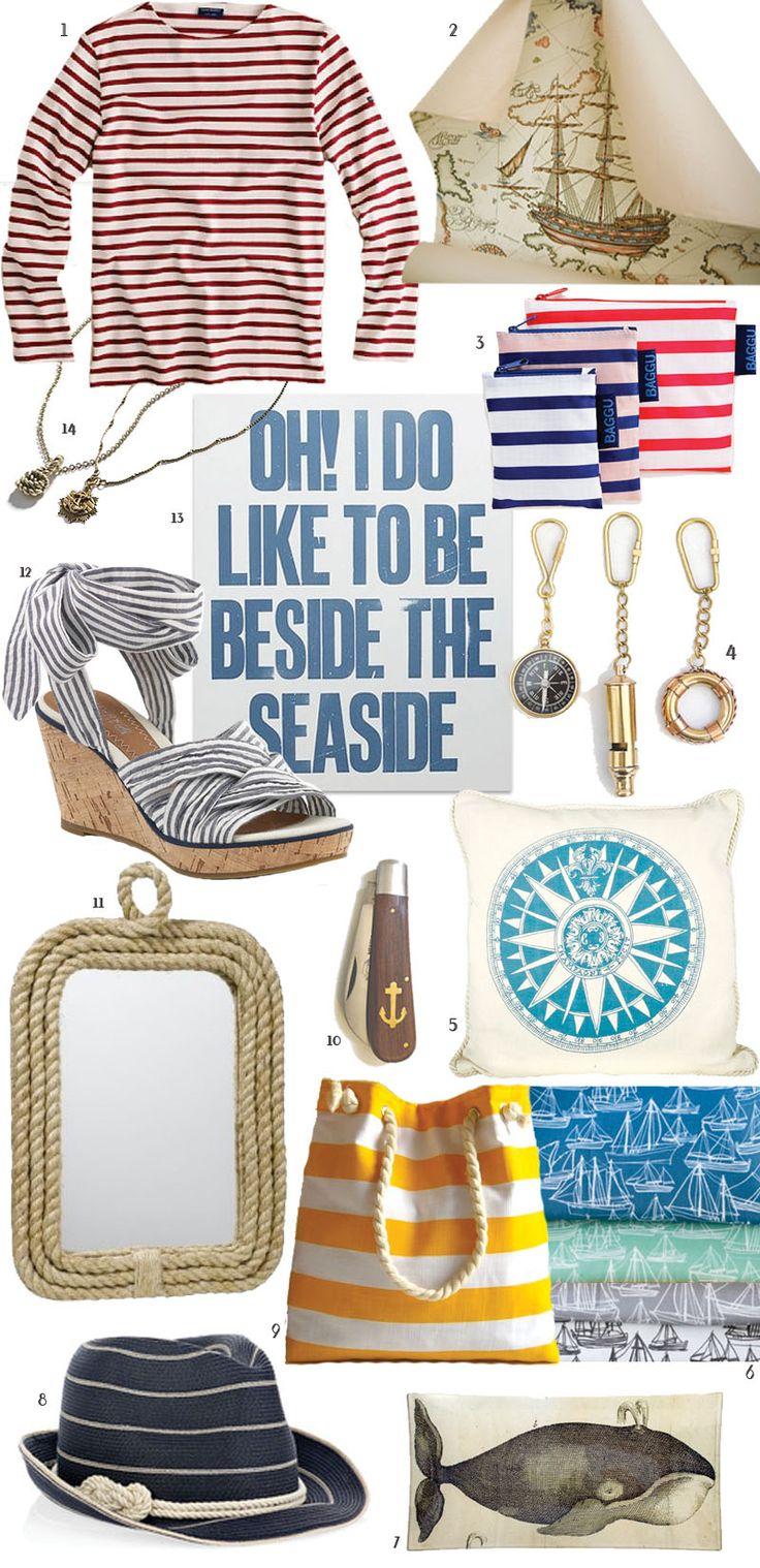 .: Nautical Style, Summer Fashion, Fashion Shoes, Clothing Style, Nautical Shoes, Summer Outfits, Nautical Fashion, Girls Shoes, Nautical Inspiration