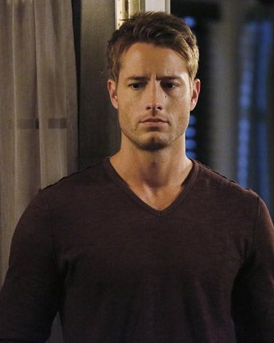The new Adam (Justin Hartley)