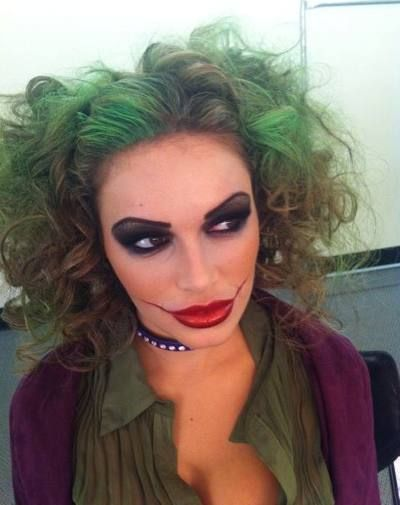 Ultimate Lady Joker Halloween Costume « Grassy Knoll Institute