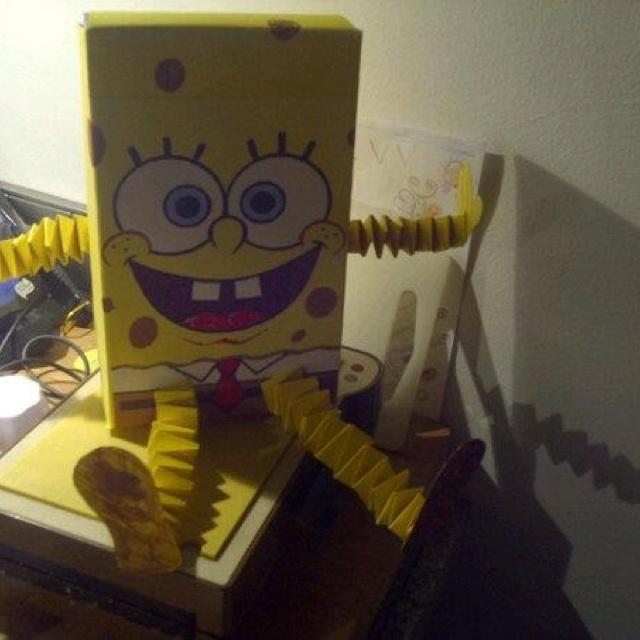 Sponge bob surprise