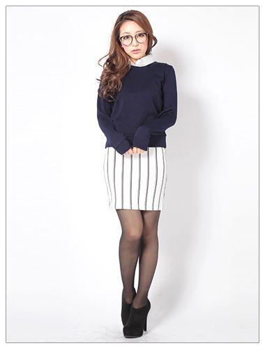 シンプルコーデで子供っぽさは卒業☆お姉ギャル系タイプのコーデ♡参考にしたいスタイル・ファッション
