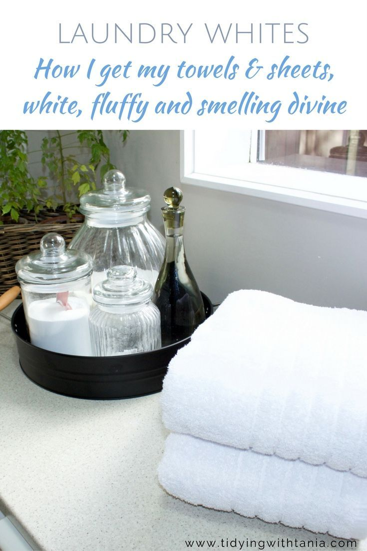 How I Get My Towels And Sheets White Fluffy And Smelling Divine White Sheets White Towels Cleaning White Sheets