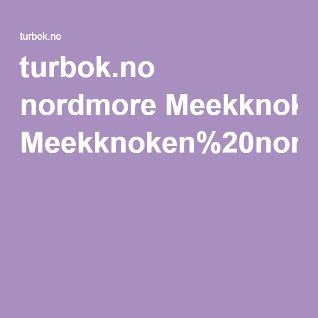 turbok.no nordmore Meekknoken%20nord.pdf