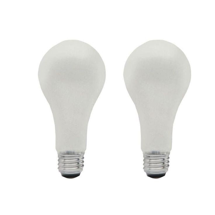 50 Watt 100 Watt 150 Watt Incandescent A21 Standard Life 3 Way Light Bulb 2 Pack Dimmable Light Bulbs Incandescent Light Bulb Bulb