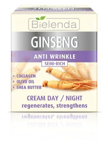GINSENG Anti-Wrinkle Semi-Rich Regenerating Anti-Age Day/Night Cream 50ml – Helps The Skin Look Young and Healthy - http://best-anti-aging-products.co.uk/product/ginseng-anti-wrinkle-semi-rich-regenerating-anti-age-daynight-cream-50ml-helps-the-skin-look-young-and-healthy/