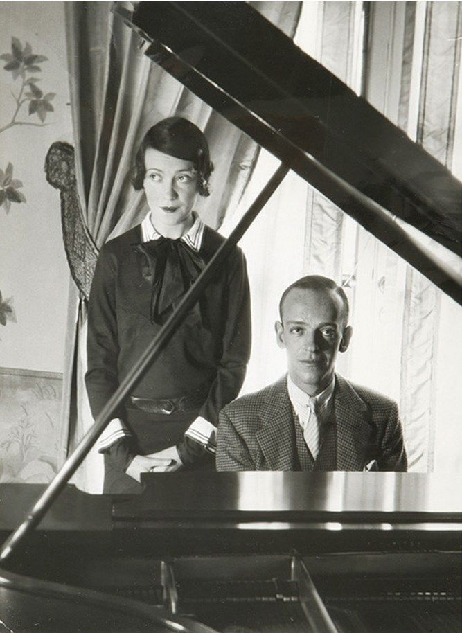 1929. Адель и Фред Астер