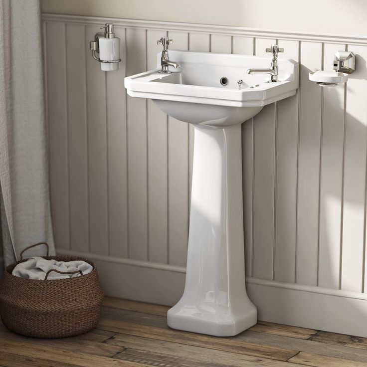 The Camberley Bathroom Suite Range is a real design classic, turning traditional functionality into style and elegance. With its traditional angular lines, this basin will make a beautiful addition to any cloakroom or smaller bathroom. Basins with both 1 and 2 Tap Holes are available in this range. If you are looking for a quality basin, this new addition to our product range for 2014 is the perfect solution.