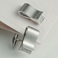 Diamond cufflinks... One of my favorites. .. for you. .♡