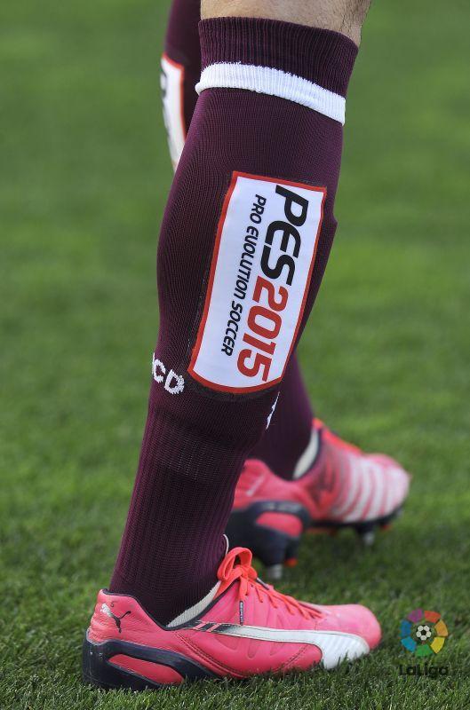 Konami se asocia con la LFP y Sockatyes para promocionar PES 2015 en la Liga Española