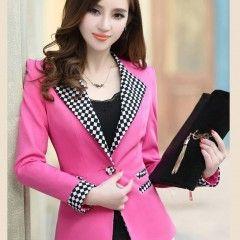 JC683-4 (1) blazer import big size wanita